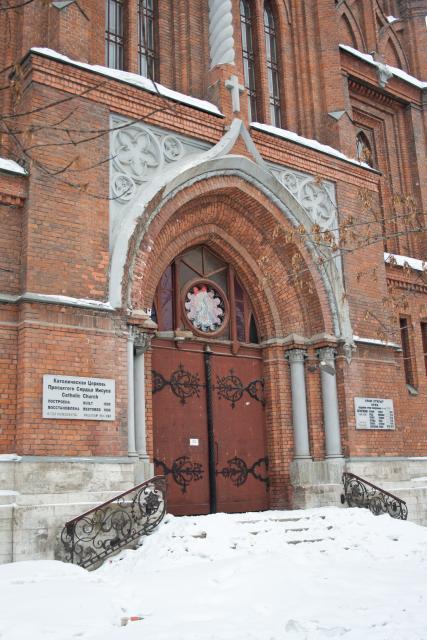 Первая церковь Самара
