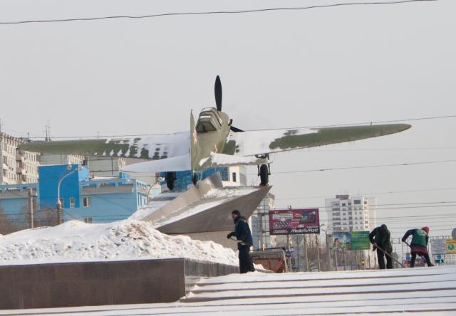 Самолет Самара