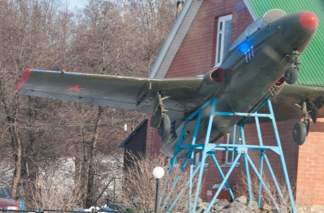 Самолет Самара-Уфа