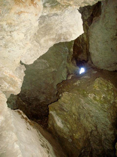 Ишеевские пещеры