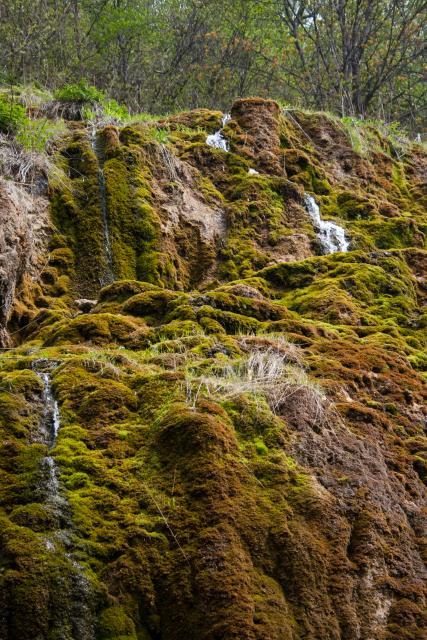Шумиловские водопады