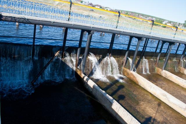 Тирлянское водохранилище