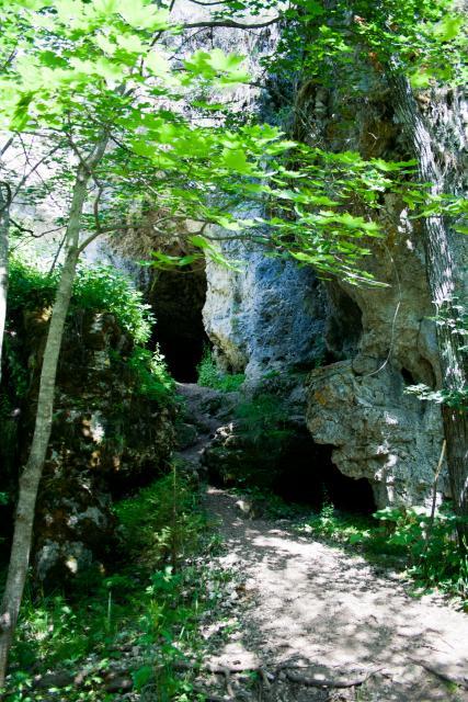 Атышская пещера