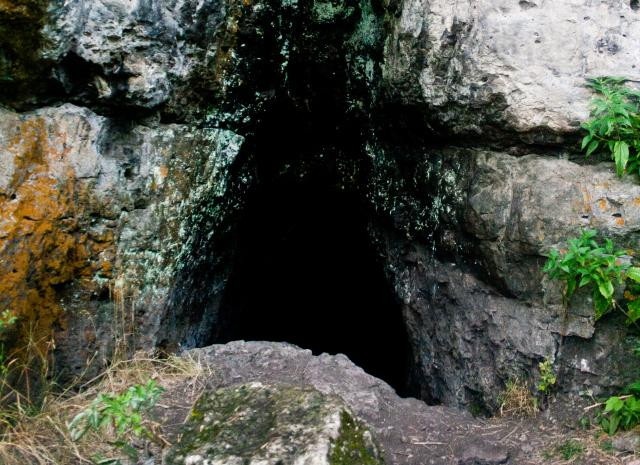 Пещера Аленушки