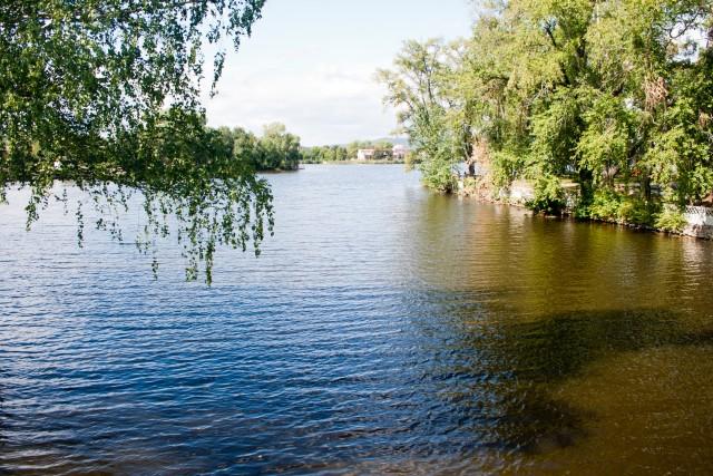 Кыштымский пруд