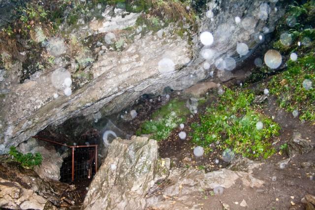 Новомуродымовская пещера