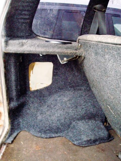 Багажник Шевроле Нива