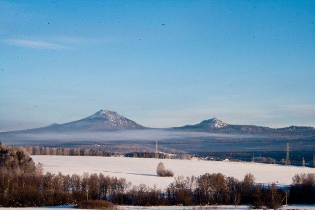 Горы Белорецк