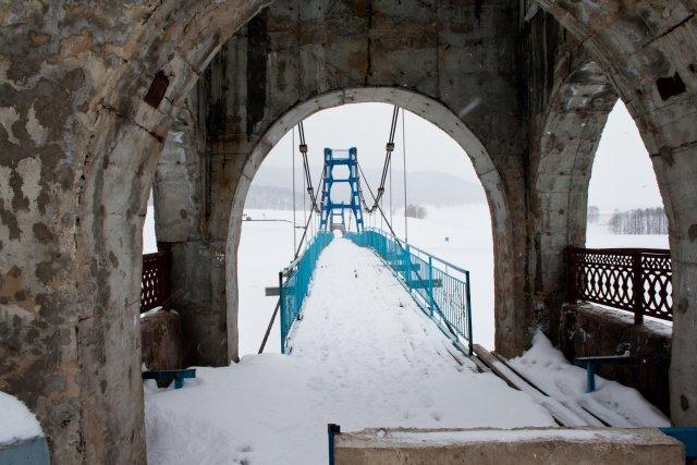 Мост Таш-Асты