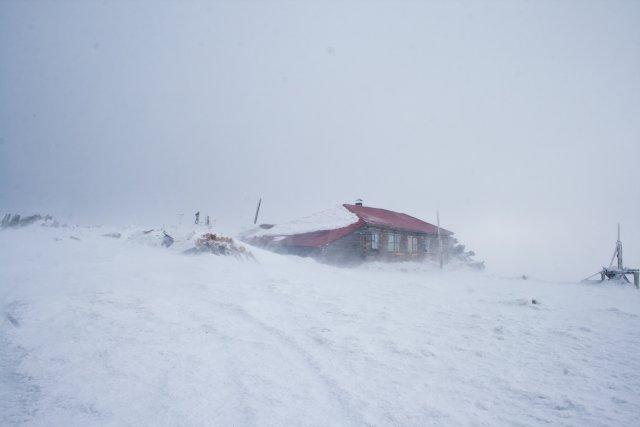 Метеостанция Таганай