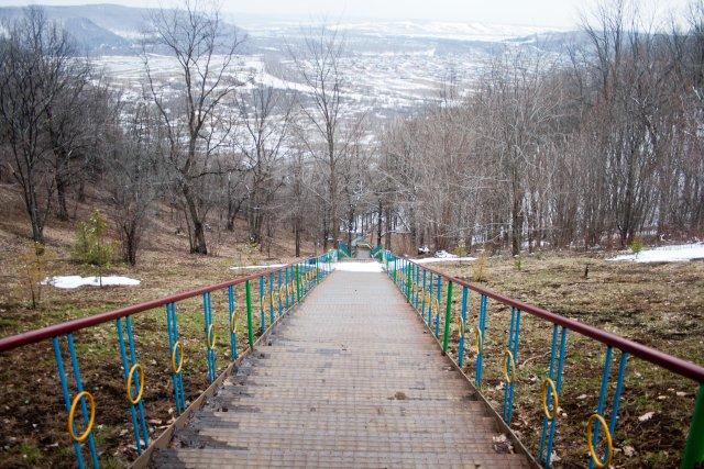 Лестница Янгантау