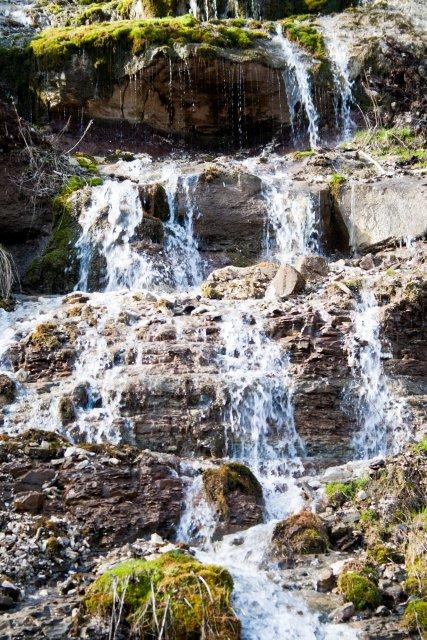Чеховский водопад