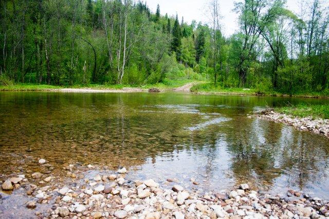 Река Аша