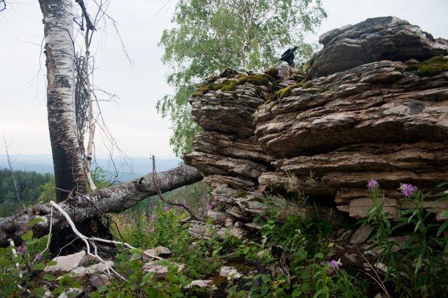 Вершина Южный Урал
