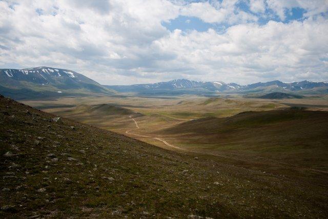 Экспедиция в Саяны