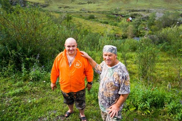 Николай и Алексей Федины