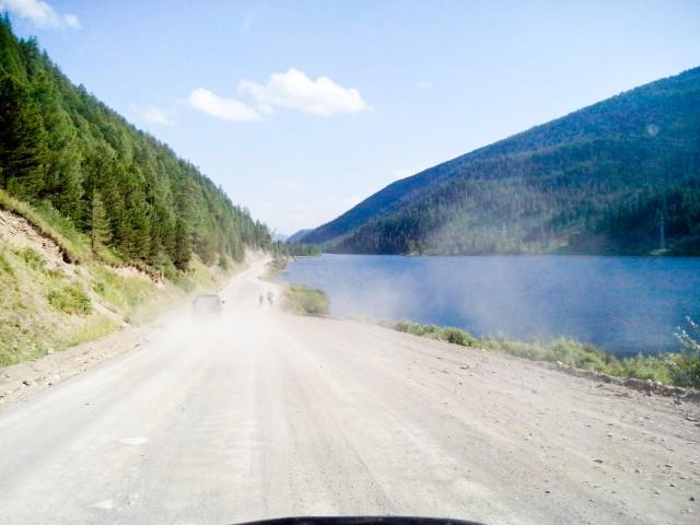 озеро Чойбекколь