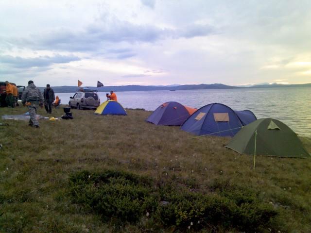 Лагерь Хиндиктиг-Холь