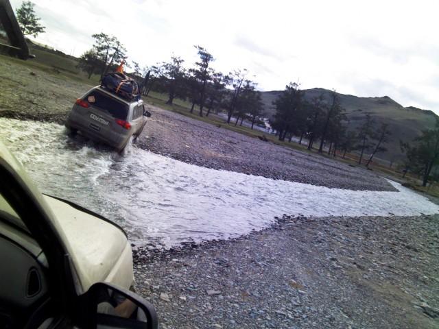 Река Мугур