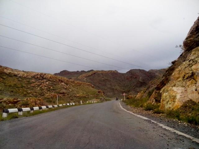 Акский перевал