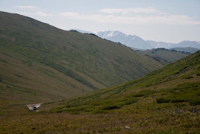 Перевал Бугузун
