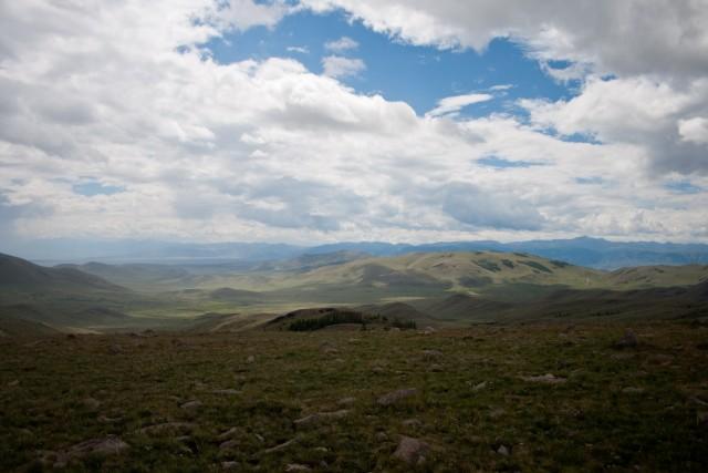 Перевал Колчан