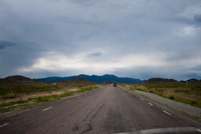 Дорога до Абазы