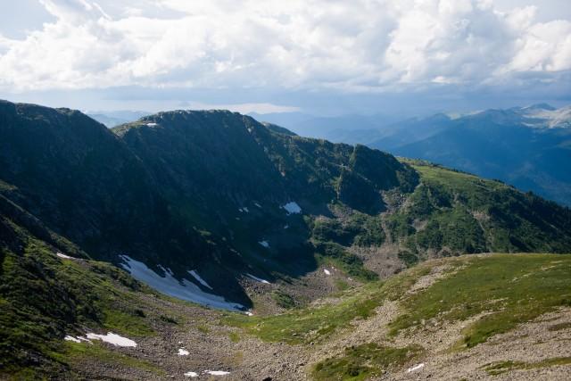 Гора Этель