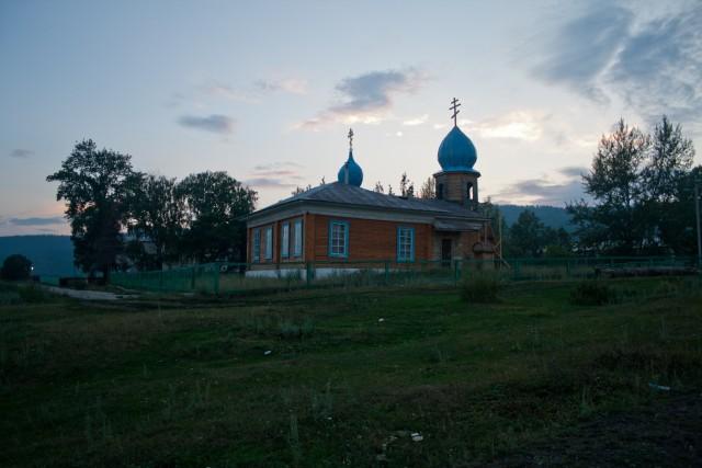 Свято-Вениаминовский храм