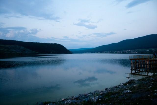 Узянское водохранилище