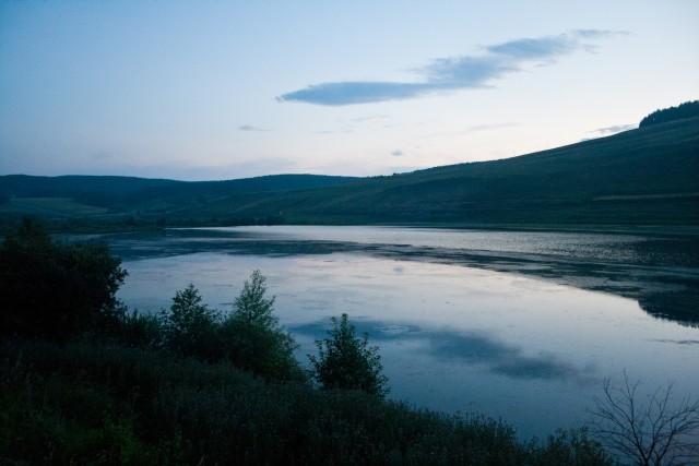 Кагинское водохранилище