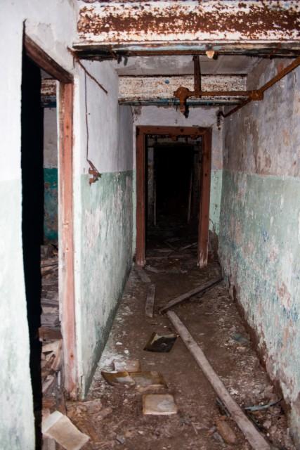 Заброшенная больница