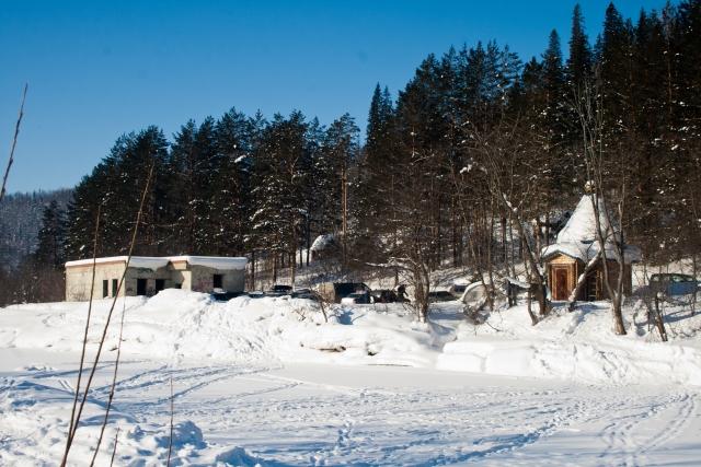 Снежинка 2014