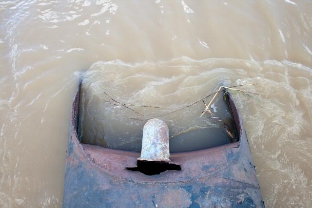 Верхоторское водохранилище