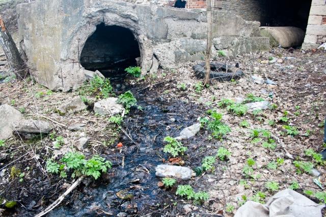 Верхоторская плотина