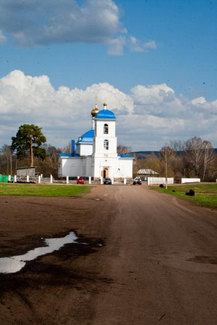 Богородице-Казанский храм