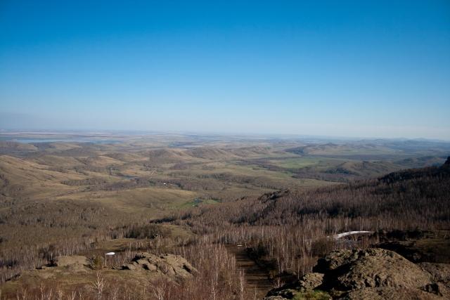 Путешествие по Башкирии и Челябинской области