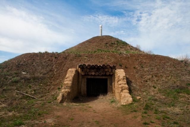 музей-реконструкция кургана «Темир»