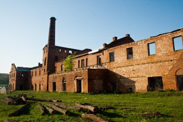 Воскресенский завод