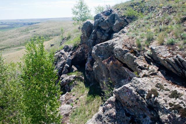 Грязнушенская пещера