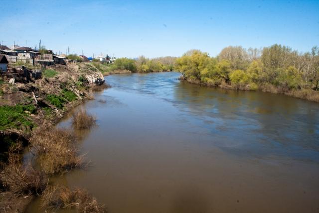 Кизильское река Урал