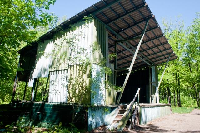 Пионерский лагерь Дубки