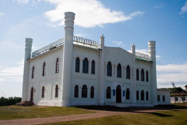 Дворец Тевкелевых