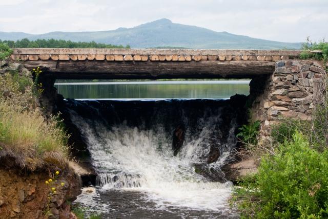 Шариповские водопады