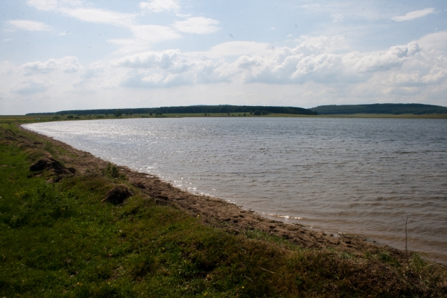 Карагайское озеро