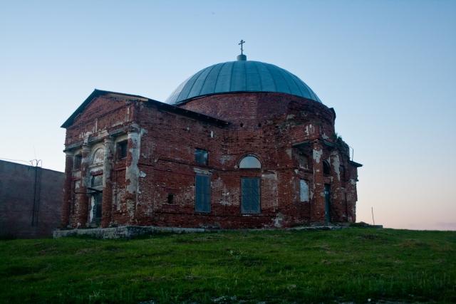 Храм во имя Николая Чудотворца