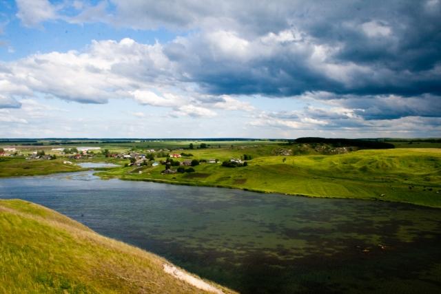 Ординский пруд