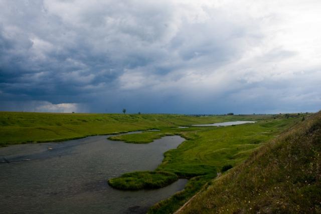 Река Кунгур