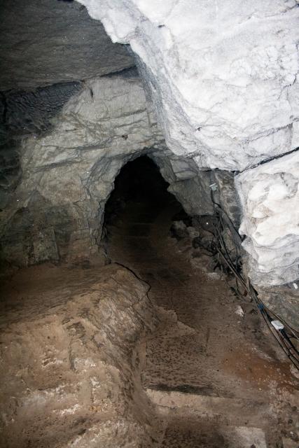 Кунгурская ледяная пещера Данте