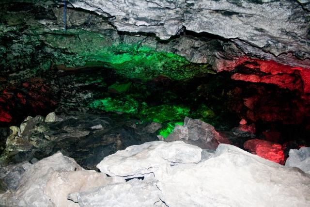 Кунгурская ледяная пещера Скульптурный